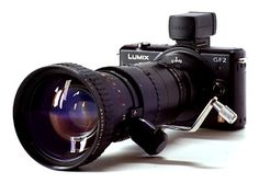 Camera Techie: Lumix