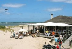 La Huella in Jose Ignacio. Kicked it with my girls and one day I