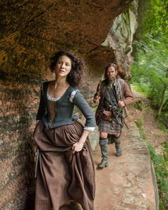 New Stills From Second Half of Outlander on Starz   Caitroina Balfe as Claire Fraser  via http://www.farfarawaysite.com/section/outlander/gallery1/gallery.htm