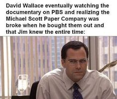Boring Workplace When the US reboot of 'The Office' first aired in it was pretty easy to see why the show would resonate with television watchers. The quirky yet utterly relatable show is a The Office Show, Office Tv, Funny Relatable Memes, Funny Posts, Funny Quotes, True Memes, Dankest Memes, Michael Scott Paper Company, Office Jokes
