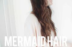 Tutorlal: Mermaid Hair Beach Waves Kevin Murphy