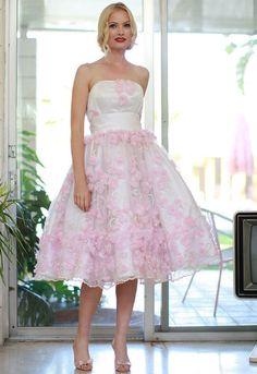 beaucute.com short vintage dresses (21) #maternitydresses