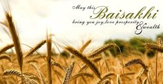 Wish to Everyone Happy Baisakhi