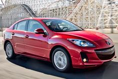 Mazda Mazda3 - Best Cars of 2013 (Top 5 Most Affordable)
