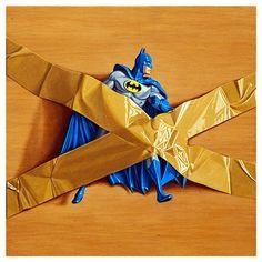 Simon Monk traps Batman forever in his hyper-real paintings Hyper Realistic Paintings, Sharpie Art, Batman And Superman, Pop Surrealism, Geek Art, American Comics, Painting Inspiration, Art For Sale, Art Drawings