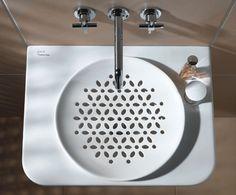 Vitra Water Jewels washbasin #bathroom #sink