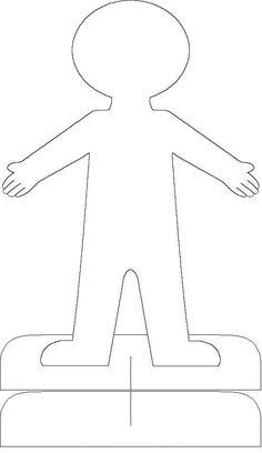 download and print out these paper doll templates then have fun coloring them in and