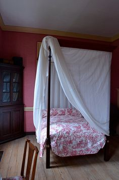 The Wythe House, Colonial Williamsburg