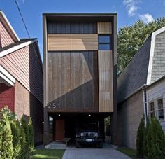 the Shaft House in Canada