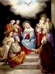 A Virgem Maria, a primeira carismática da Igreja