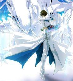 Yugioh flash back: Seto Kaiba (and the epic Blue Eyes White Dragon)