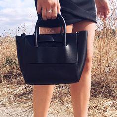 In Love with this Bag from @hielevencom💗 Die Qualität ist super und ist mein täglicher Begleiter hier auf Mallorca☀️