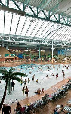 Kalahari Indoor Waterpark Ohio