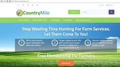 Another website from brian duffell from Matamata, New Zealand. This one is aimed at the Farmers.