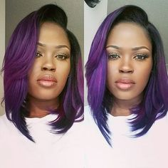 Quality virgin human hair & extensions trusted & recommended by stylists, and backed by the only return policy in the industry. Try Mayvenn hair today! Remy Human Hair, Human Hair Wigs, Diy Hairstyles, Straight Hairstyles, Bob Hairstyle, Haircuts, Natural Hair Styles, Short Hair Styles, Bob Styles