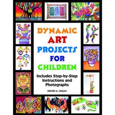 Over 200 color illustrations show easy step-by-step instructions for drawing and painting with paper, ceramics, printmaking, and sculpture. These art projects w