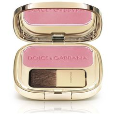 Dolce & Gabbana Luminous Cheek Color/0.17 oz. (€42) ❤ liked on Polyvore featuring beauty products, makeup, cheek makeup, blush, beauty, apparel & accessories and dolce&gabbana