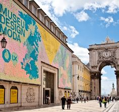 Check out Lisbon's Fashion and Design Museum and you'll never be short of inspiration.