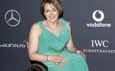 The fashion label for people, not disabilities  An inspirational woman designs glamorous clothes for people who happen to be disabled.