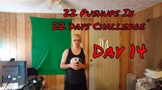 22 Pushups In 22 Days Challenge - Day 14