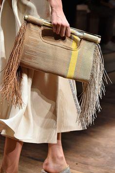 10 Accessory Trends Worth The Waitlists #refinery29  http://www.refinery29.com/best-fashion-week-accessories-trends#slide30  Salvatore Ferragamo