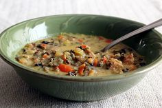 Pastry Affair | Savory Sundays: Minnesota Wild Rice Soup