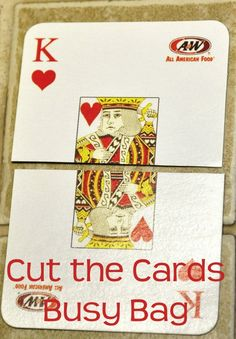 cut the cards