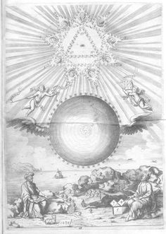 Kircher.Arithmologia.1665.frontispiece / Sacred Geometry <3