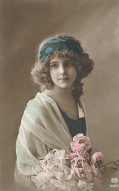 Vintage Rose Album: Grete