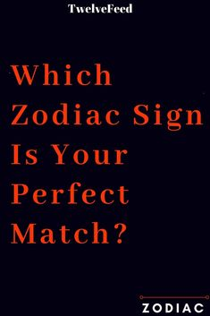Which Zodiac Sign Is Your Perfect Match? – Twelve Feeds Best Match For Sagittarius, Gemini Love Match, Zodiac Signs Matches, Horoscope Love Matches, Virgo And Capricorn Compatibility, Zodiac Signs Horoscope