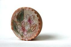 Apple blossom soap Serving Bowls, Decorative Bowls, Soap, Apple, Lifestyle, Tableware, Design, Home Decor, Apple Fruit