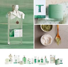 The Thymes Studio Collection was designed to refresh the presentation of Thymes fragrance collections. Each collection is designed to package a specific fragrance offered for sale online and at specialty gift retailers. We created color palettes and custo…