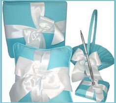 Tiffany Blue collection