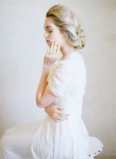 Fine Art Bridal Session | Magnolia Adams Photography | Kurt Boomer Workshops | Joy Proctor Styling