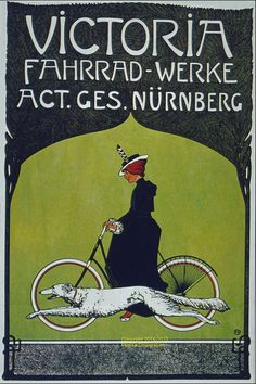 Victoria Cycles was in Nurnberg, Germany
