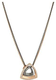Swarovski - Lovesome Triangle Pendant Necklace Necklace