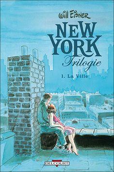 New-York Trilogie - T1-2-3 * Will Eisner