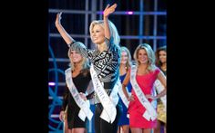 Miss America 2013 | Out + About Features | The Best of the Twin Cities | Mpls.St..Paul Magazine: Siri waves to the crowd following her introduction.