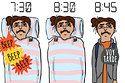 Regla #1: ¡No aprietes snooze!