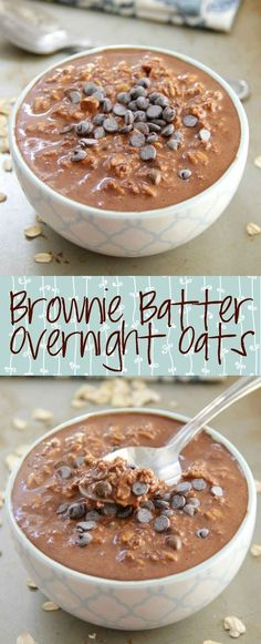 Food Choices for Fitness Your life is filled with choices! Every day you make thousands of choices, many related to food. Overnight Oats With Yogurt, Overnight Oatmeal, Baked Oatmeal, Oatmeal Recipes, Freezer Recipes, Freezer Cooking, Cooking Tips, Breakfast Recipes, Breakfast Cooking