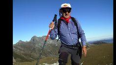 Miguel Montañeru de Alta Montaña el Solitariu en Ubiñas