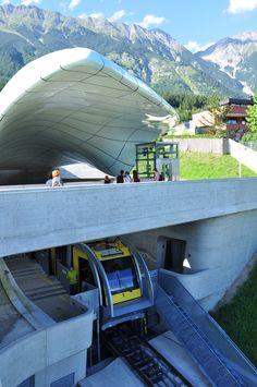 Innsbruck, Zaha Hadid