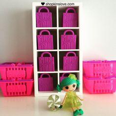 Minnie Mintie and Jelly Wiggle Jiggle. #lalaloopsy #minniemintie #shopkins #shopkinslove