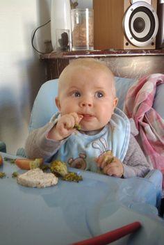 Diversifier l'alimentation de son bébé : quand et comment ? - 1001 trouvailles pour une parentalité consciente