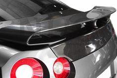 NHC OEM Style Carbon Rear Spoiler | Nissan R35 GTR | Tuning Boost