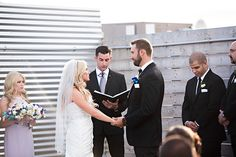 Nicki & Michael - A Wedding On The Flats | Justin Ketchem Photography | Real Ohio Wedding as seen on Todaysbride.com | Cleveland real wedding, lavender and teal wedding, wedding photography, cleveland wedding ideas,