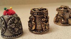 Thimble collection (Nicholas Gish)