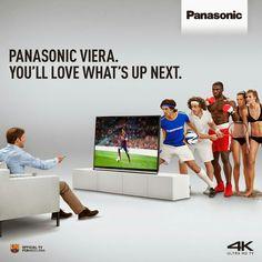 Panasonic 4K Ultra HD 4KTV