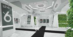 elysium concept art - Google Search