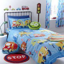 Trucks Children's Bedding